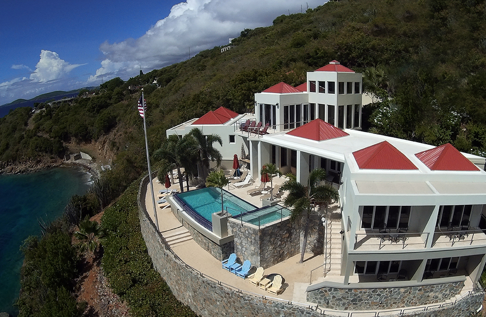 exclusive listings; st john usvi vacation rentals; cimmaronvacationhomerealty; vi friendship villa st john; st johns vacation rental villas